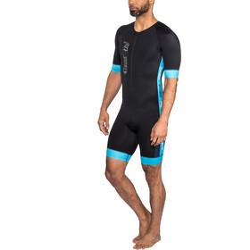 Dare2Tri Coldmax Short Sleeve Trisuit Men blue